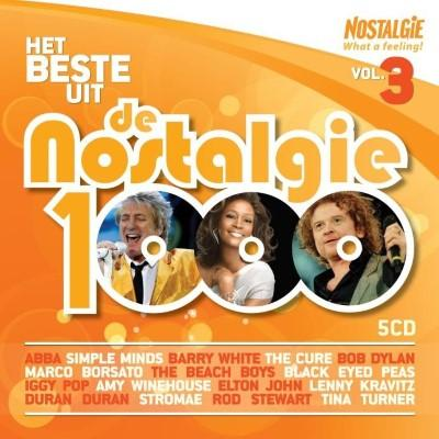 Nostalgie Top 1000 Vol. 3 (5CD)