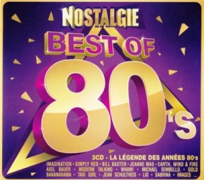 V/A - Nostalgie Best Of 80's (3CD)