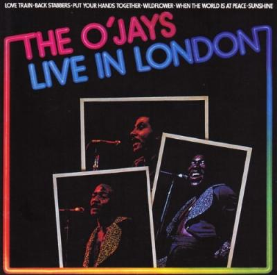 O'Jays - Live In London