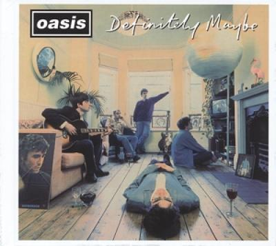 Oasis - Definitely Maybe -remast- (cover)