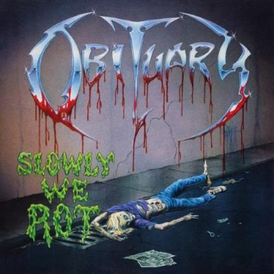 Obituary - Slowly We Rot (LP)