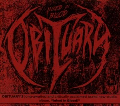Obituary - Inked In Blood (cover)