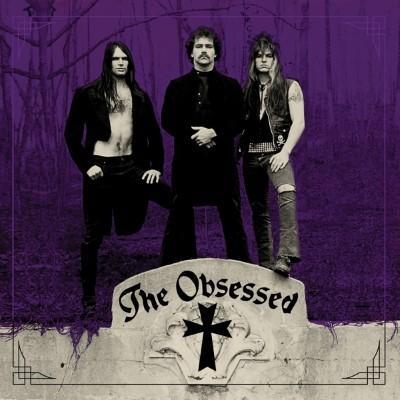 Obsessed - Obsessed (LP)