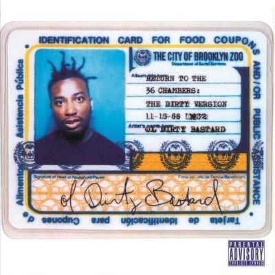 Ol' Dirty Bastard - Return To The 36 Chambers (LP)