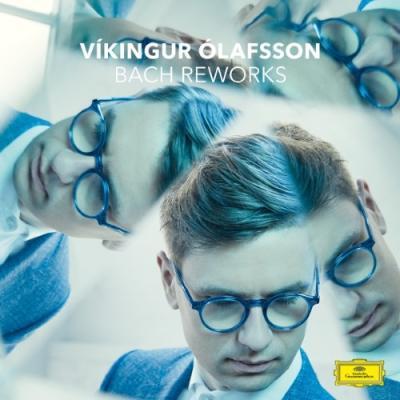 Olafsson, Vikingur - Bach Reworks (LP)