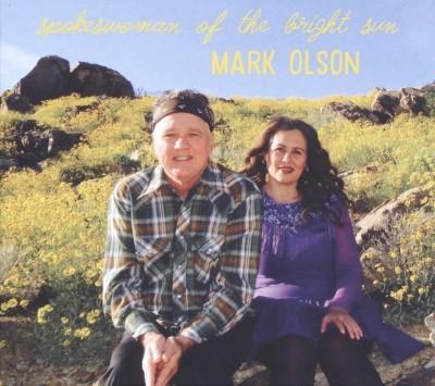 Olson, Mark - Spokeswoman of the Bright Sun (LP+CD)