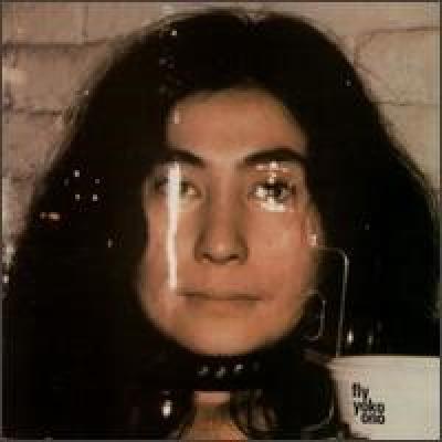 Ono, Yoko - Fly (White Vinyl) (LP)