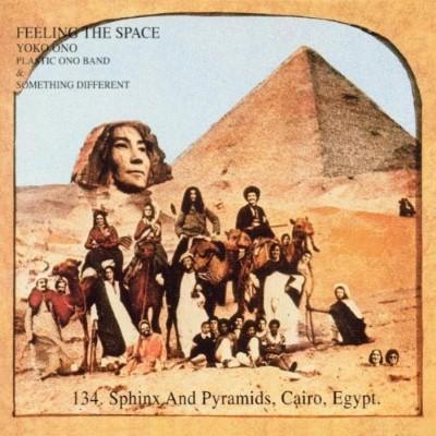 Ono, Yoko - Feeling The Space (White Vinyl) (LP)