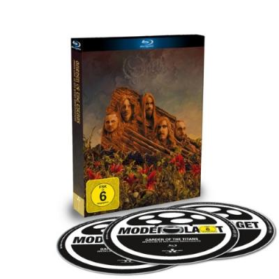 Opeth - Garden of Titans (Live At Red Rocks Amphitheatre) (2CD+BluRay)
