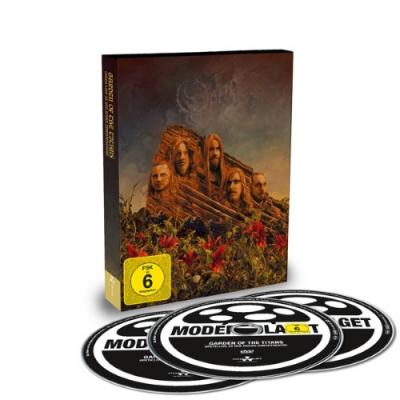 Opeth - Garden of Titans (Live At Red Rocks Amphitheatre) (2CD+DVD)