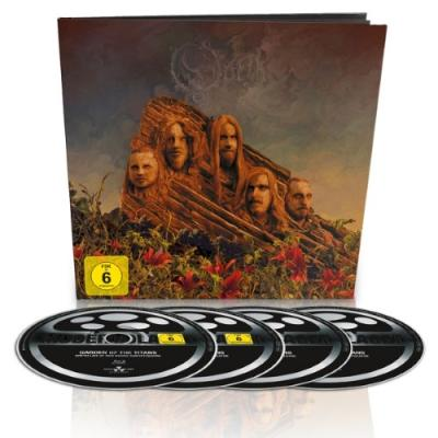 Opeth - Garden of Titans (Live At Red Rocks) (Earbook) (2CD+DVD+BluRay)