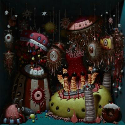 Orbital - Monsters Exist (Deluxe) (4LP+Download)