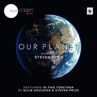 Our Planet (OST by Steven Price) (2LP)
