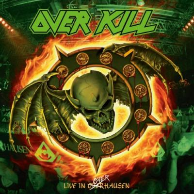 Overkill - Live In Overhausen Vol. 2 (Feel the Fire) (2LP)