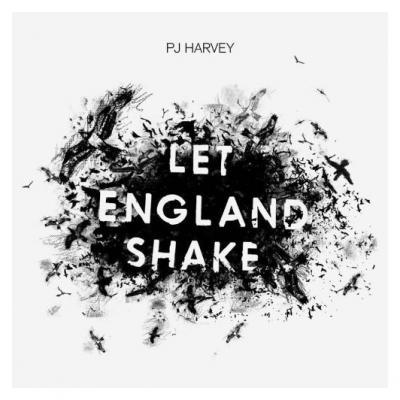 Harvey, PJ - Let England Shake (LP) (cover)