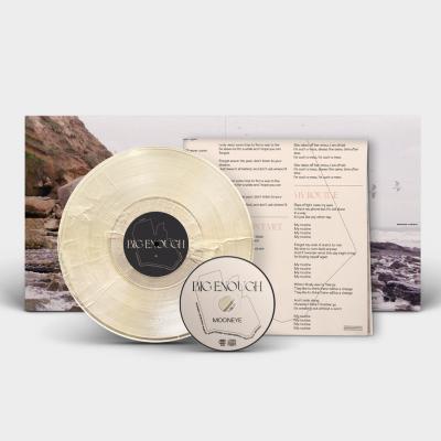 Mooneye - Big Enough (LP+CD) (Ltd. Coloured)