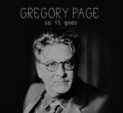 Page, Gregory - So It Goes (LP+CD)