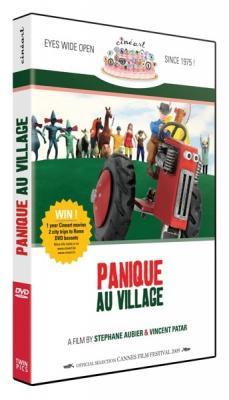 Panique Au Village (40 Years S.e.) (DVD)