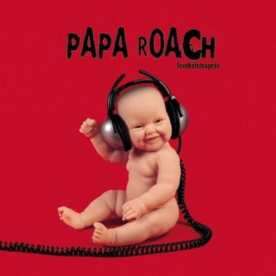 Papa Roach - Lovehatetragedy (LP)