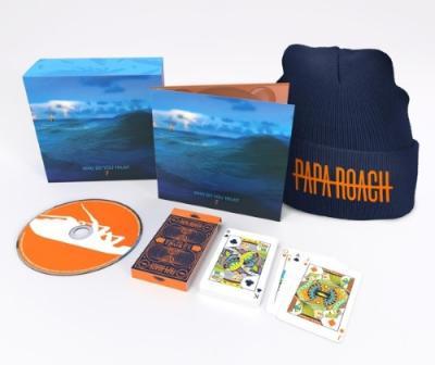 Papa Roach - Who Do You Trust? (BOX)