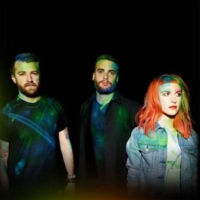 Paramore - Paramore (cover)