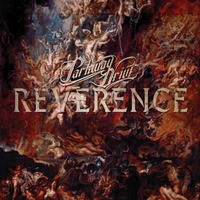 Parkway Drive - Reverence (Blue & Black Splatter) (LP)