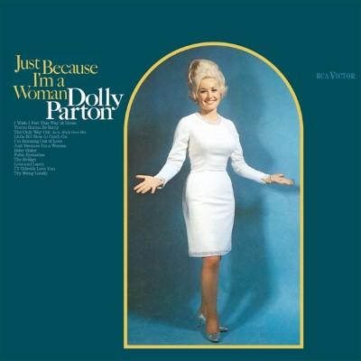 Parton, Dolly - Just Because I'm a Woman (LP)
