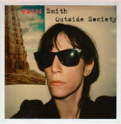 Patti Smith - Outside Society (cover)
