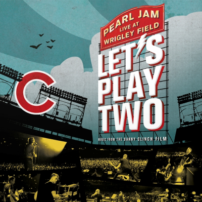 Pearl Jam - Let's Play Two (Live At Wrigley Field) (2LP)