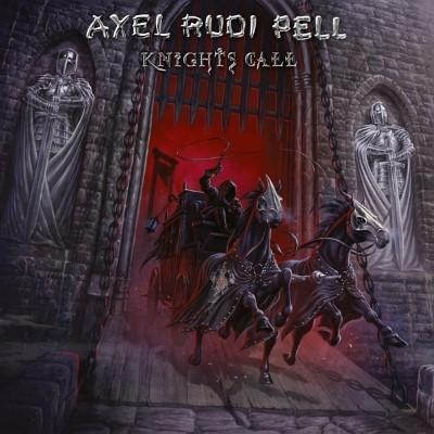 Pell, Axel Rudi - Knights Call (Deluxe) (2LP+CD+Patch)