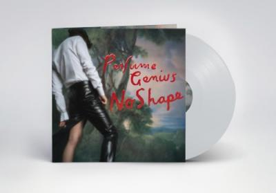 Perfume Genius No Shape Limited Clear Vinyl 2lp