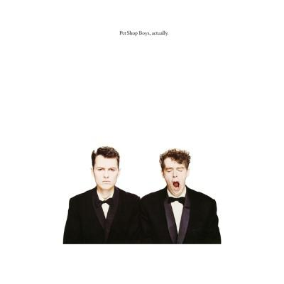 Pet Shop Boys - Actually (LP)