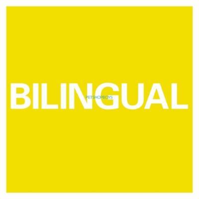 Pet Shop Boys - Bilingual (LP)