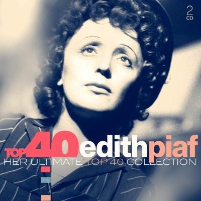 Piaf, Edith - Top 40 (2CD)
