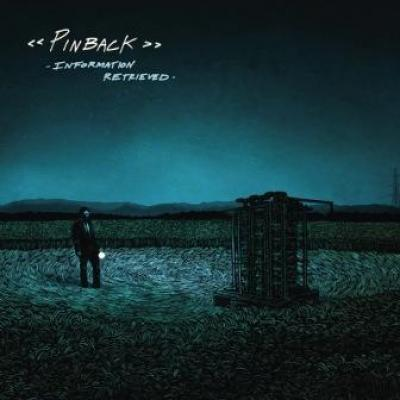 Pinback - Information Retrieved (LP) (cover)