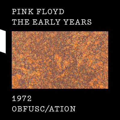 Pink Floyd - 1972 Obfusc/Ation (2CD+DVD+BluRay)