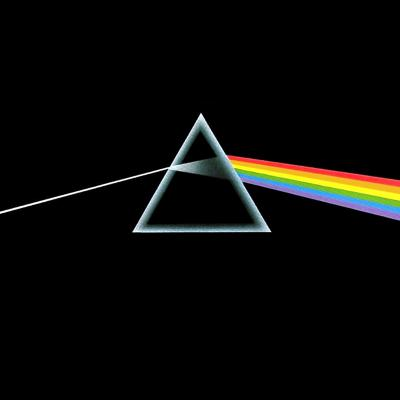 Pink Floyd - Dark Side Of The Moon (LP) (cover)
