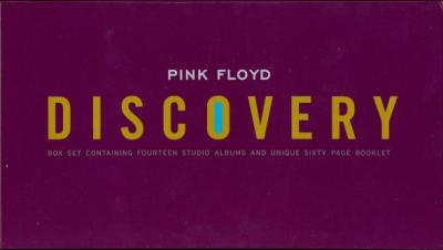 Pink Floyd -Discovery Box (14CD+BOOK) | Bilbo
