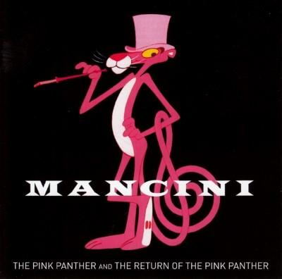 Pink Panther & The Return of The Pink Panther (OST By Henry Mancini (and Donald Black & David Hal))