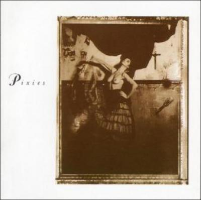 Pixies - Surfer Rosa (LP) (cover)
