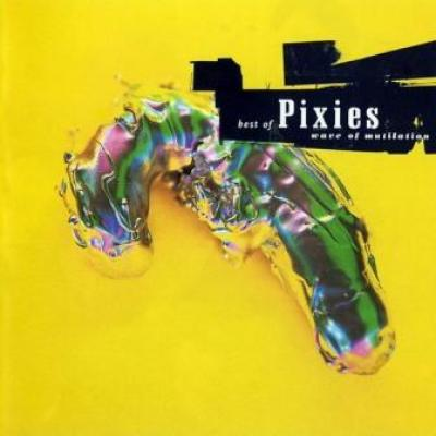 Pixies - Wave Of Mutilation: Best Of (LP) (cover)