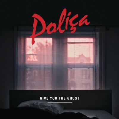 Poliça - Give You the Ghost (Limited) (Red Marble Vinyl) (LP)