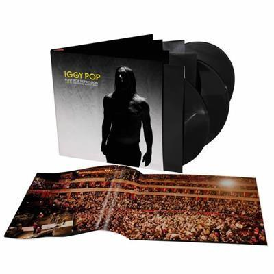 Pop, Iggy - Post Pop Depression Live At the Royal Albert Hall (3LP)