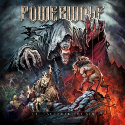Powerwolf - Sacrament Of Sin (Mediabook) (2CD)