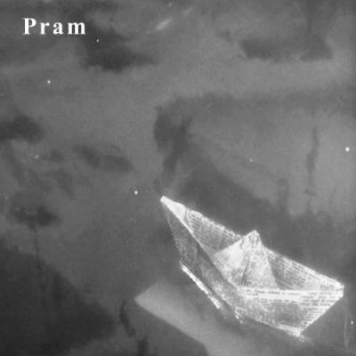 Pram - Across the Meridian (Silver Vinyl) (LP)