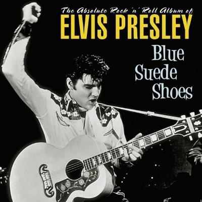 Presley, Elvis - Blue Suede Shoes (LP)
