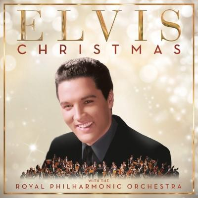 Presley, Elvis - Christmas With Elvis and the Royal Philharmonic Orchestra (LP)