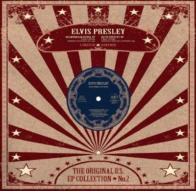 "Presley, Elvis - U.S. EP Collection Vol. 2 (White Vinyl) (10"")"