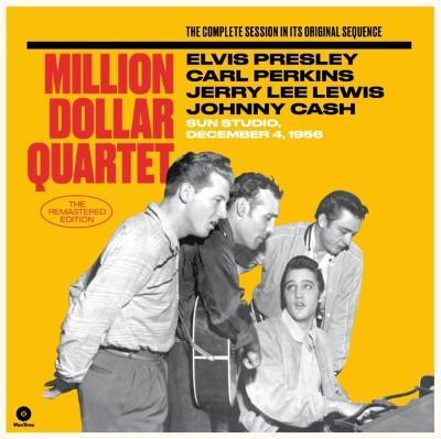Presley Elvis Amp Carl Perkins Amp Jerry Lee Lewis Amp Johnny