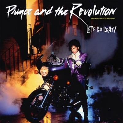 "Prince & the Revolution - Let's Go Crazy (12"")"